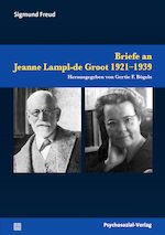 "Cover von ""Briefe an Jeanne Lampl-de Groot 1921-1939"""