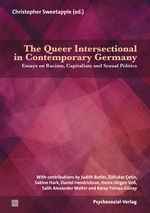 "Cover von ""The Queer Intersectional in Contemporary Germany"""