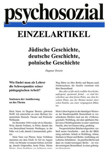 Geschichten deutsche Unsere wahren