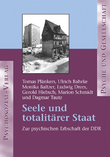 Cover seele und totalitärer staat
