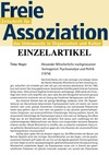 Psychoanalyse und Politik (PDF-E-Book)