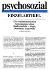 Die sozialmedizinischen Konsequenzen eines Reaktorunfalls - Angst, Ohnmacht, Gegenwehr (PDF-E-Book)