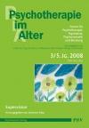 Psychotherapie im Alter Nr. 19: Supervision, herausgegeben von Johannes Kipp
