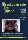 Psychotherapie im Alter Nr. 26: Zorn, Neid und andere Leidenschaften, herausgegeben von Bertram von der Stein und Eike Hinze