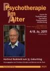 Psychotherapie im Alter Nr. 32: Hartmut Radebold zum 75. Geburtstag, herausgegeben von Christiane Schrader und Bertram von der Stein