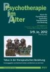 Psychotherapie im Alter Nr. 35: Tabus in der therapeutischen Beziehung, herausgegeben von Reinhard Lindner und Bertram von der Stein