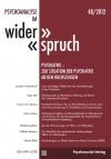 Psychoanalyse im Widerspruch Nr. 48: Psychiatrie - Zur Situation der Psychiatrie an den Hochschulen