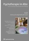 Psychotherapie im Alter Nr. 71: Corona auf und jenseits der Couch, herausgegeben von Christiane Schrader, Almuth Sellschopp und Astrid Riehl-Emde