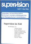 supervision Nr. 10: Supervision im Ausland