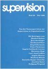 supervision Nr. 29: Von der Teamsupervision zur Supervision in Organisationen