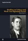 Studien zu Leben und Werk von Sigmund Freud