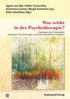 Was wirkt in der Psychotherapie?