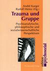 Trauma und Gruppe