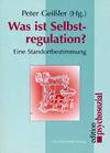 Was ist Selbstregulation?