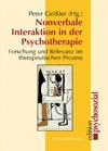 Nonverbale Interaktion in der Psychotherapie