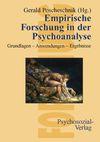 Empirische Forschung in der Psychoanalyse