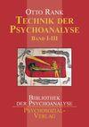 Technik der Psychoanalyse Band I-III