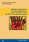 Affektregulation und Sinnfindung in der Psychotherapie