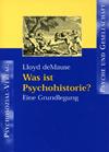 Was ist Psychohistorie?