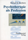 Psychotherapie als Profession